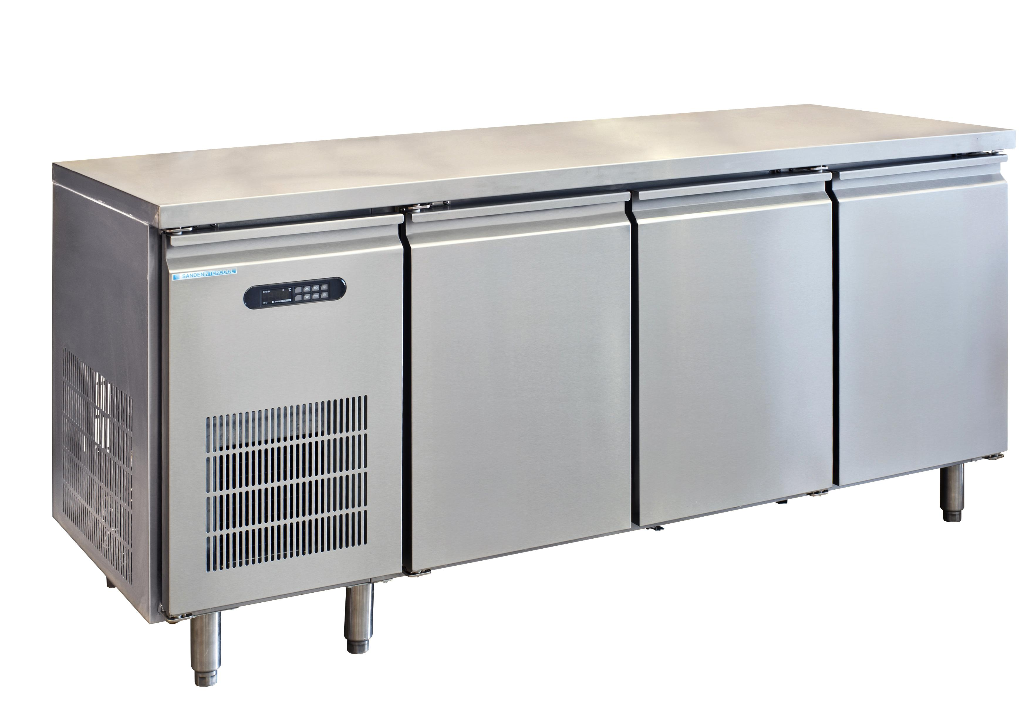 Refrigerator undercounter